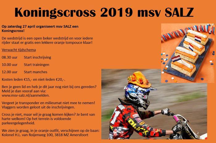 Koningscross msv SALZ 27-4